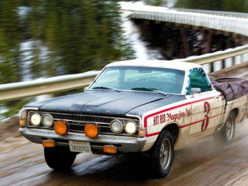 '68 Ford Ranchero