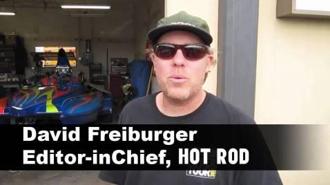 David Frreiburger