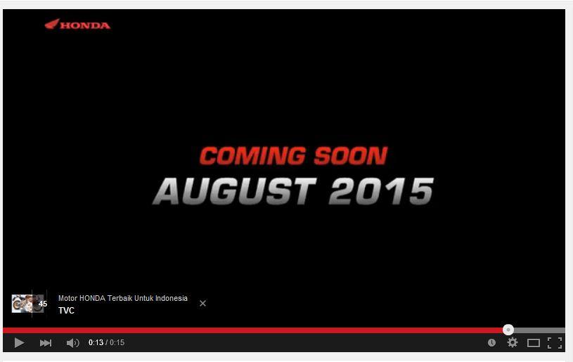 Teaser Terbaru CB150R Facelift!, Cakramnya Gede, Buritan Lancip dan Behel Terpisah (6/6)