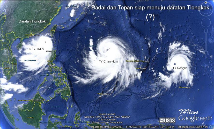 BMKG Juanda : Ini Penyebab Gresik dan Sekitarnya Dilanda Angin Kencang (Hingga Satu Minggu Kedepan Masbro Mbaksis!) (2/4)