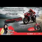 Mega Gallery All New CBR 150R