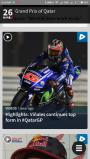 Hasil Free Practice 3 MotoGP Qatar 2017 : Vinalez Kembali Pole Position, Rossi Melorot ke Posisi 13, Suzuki Nyerodok ke Posisi2