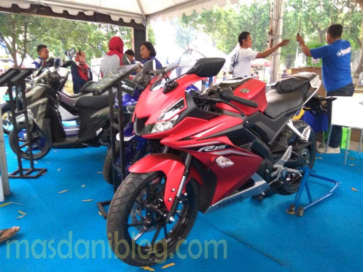 Pandangan Pertama Yamaha R15 V3 Di Gresik Harga 365 Jt Mas Dani