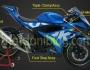 SARP : Modifikasi Dengan Official Suzuki High Performane Product, Tambah Ganteng Iya, Power NaikIya.