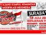Honda Modif Contest 2017 Sambangi 15 Kota di Indonesia, Surabaya : 16 JuliBro!